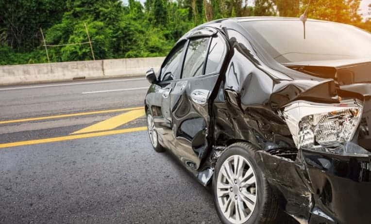 حادث سيارة دبي الامارات
