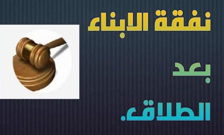 كم تبلغ نفقة الطفل في الإمارات