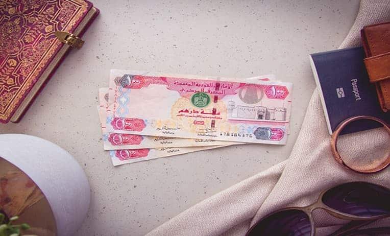 كم نفقة المطلقة في الامارات