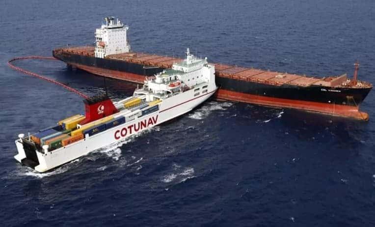 التصادم البحري في القانون الاماراتي