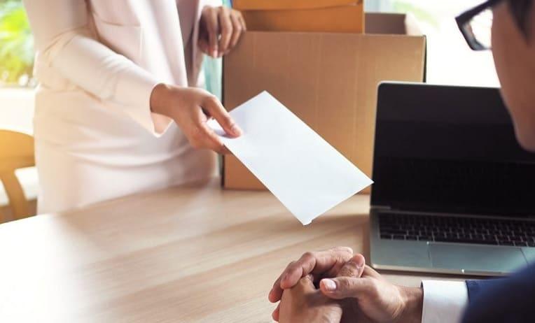 ما هي شروط الاستقالة في القطاع الخاص ؟