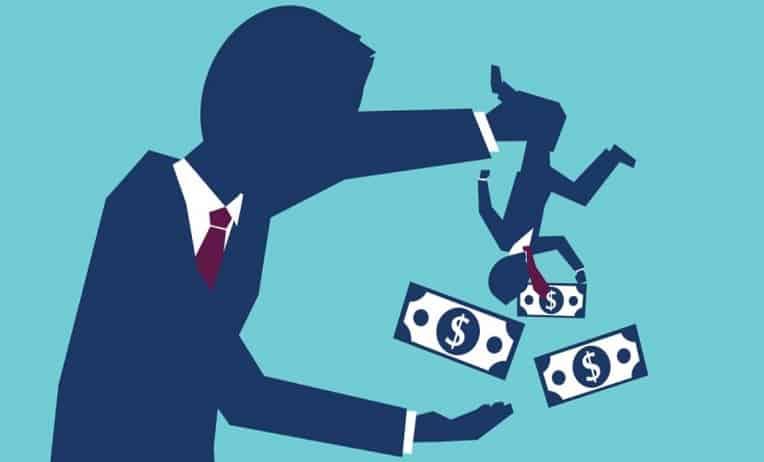 محصل ديون بنكية في الإمارات